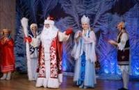 Новогодний детский праздник в ТЕХИНКОМ