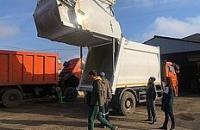 Путешествие мусоровоза ЭКОМТЕХ продолжается